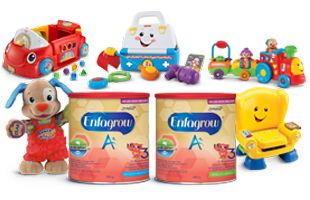 Enter to win a free toddler prize pack open to adult Canadian residents ends September 24th, 2014