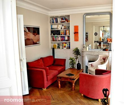 Short Term Rentals 8th Arr (Champs-Elysées) - Apartment: Cozy bright 4floor 1BR 6pax Montmar - Roomorama