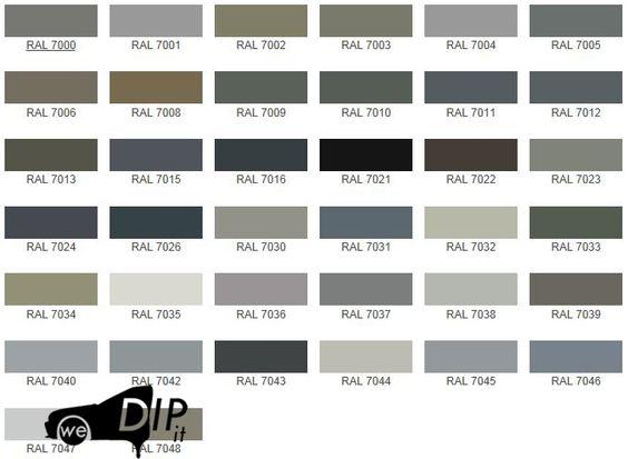 Ral Kleuren Grijs 7038 Google Zoeken Idee 235 N Voor Het Huis Pinterest