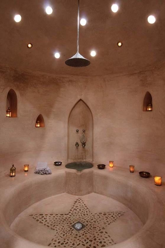 Villa Anouk Essaouira Morocco En 2020 Idee Salle De Bain Hammam Maison Maison Earthship