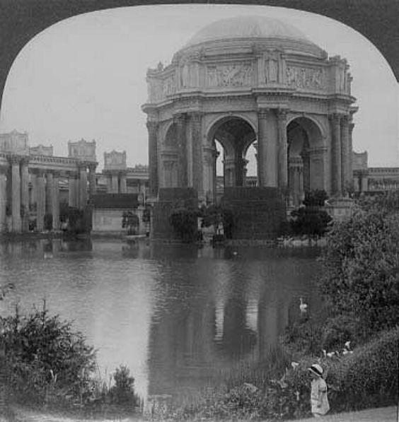 World fair, 1915 SF