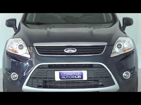 Ford Kuga 2 0 Tdci 163 Cv 4wd Titanium Dpf Tetto Panoramico