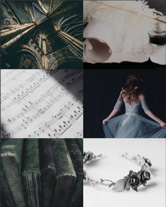 The Queen's Rising by Rebecca Ross aesthetic