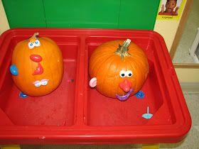 Preschool Ideas For 2 Year Olds: Halloween Fun!