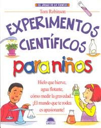 Experimentos cient ficos para ni os experimentos for Libro la quimica y la cocina pdf