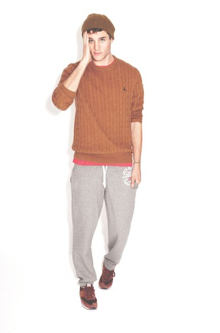 The Classic Fit Marlow Cable Sweater has such a great color! Bright and neutral at the same time. #JackWills #GREENSHOOTS