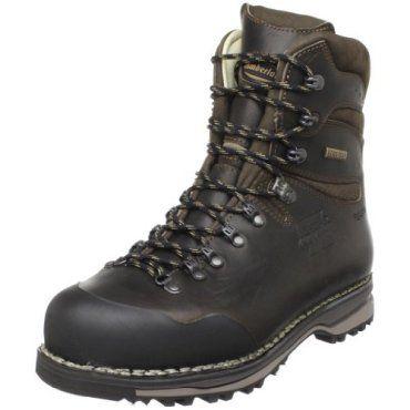Zamberlan Men's 1030 Sella NW GT RR Hiking Boot,Waxed Dark