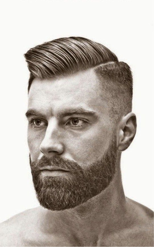 Trendiest Short Beard And Hairstyle Combinations For 2020 Beard