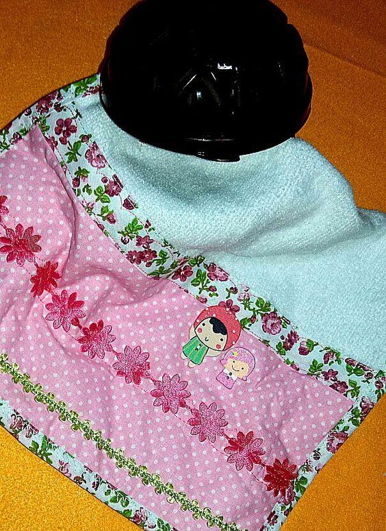 Doces e toalhas