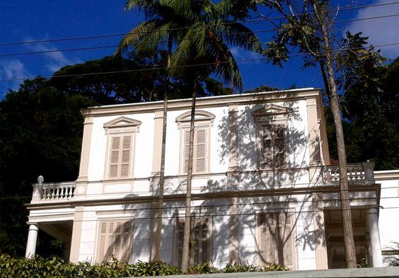 Casa antiga na Rua Ipiranga