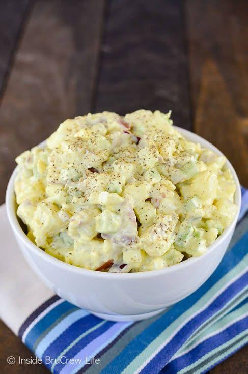 Potato Salad Recipe Egg Celery Onion