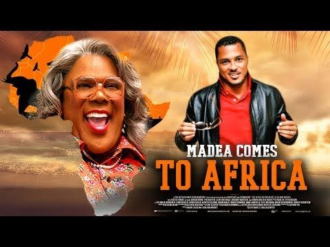 Madea Comes To Africa 1 Van Vicker 2020 New Nigerian Movies Nollywood 2019 Movies Youtube Madea Movies African Movies Nigerian Movies