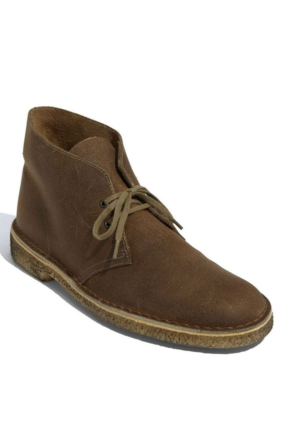 Clarks Chukka Boots Men Images Suede