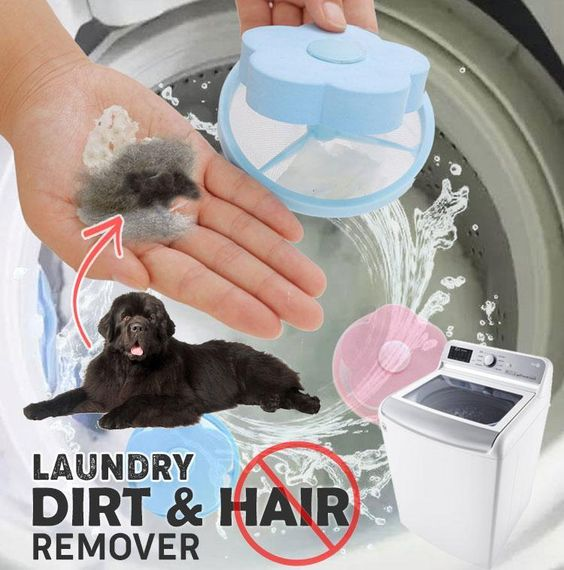 Laundry Lint Pet Hair Remover Cleaning Hacks House Cleaning