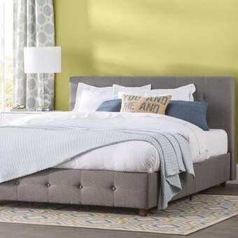 Blakely Upholstered Platform Bed Upholstered Platform Bed