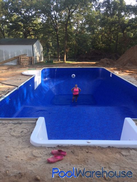 Young Oklahoma Swimming Pool Kit Construction | Pools ...