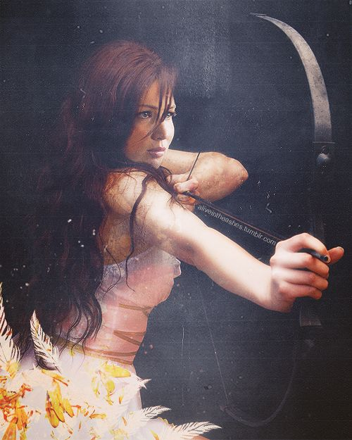 What. This is awesome. #ilovehungergamesfanart