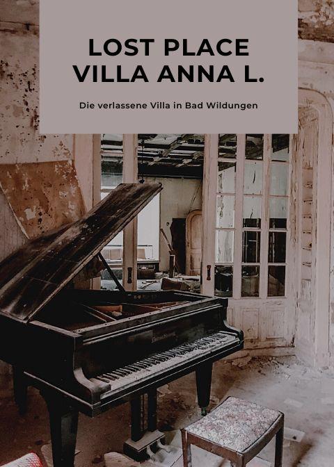 Villa Anna L Lost Place Bad Wildungen In 2020 Bad Wildungen Villa Behandlungszimmer