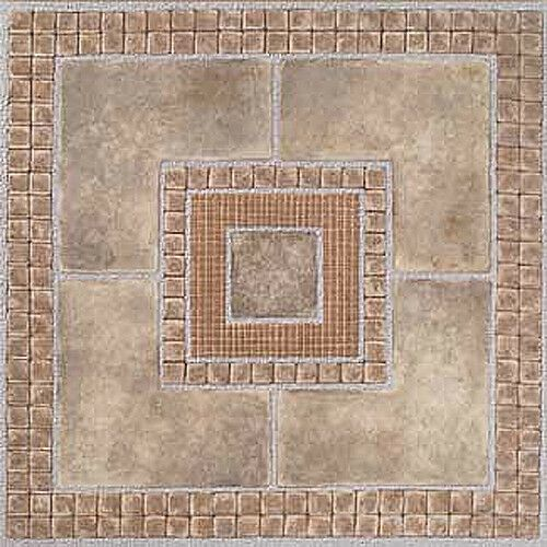 Stone Vinyl Floor Tile 36 Pcs Self Adhesive Flooring Actual 12 X 12 643845205454 Ebay In 2020 Vinyl Flooring Vinyl Tile Vinyl Flooring Installation