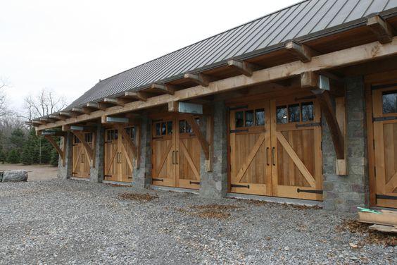 Timber Frame Timber Frame Barns