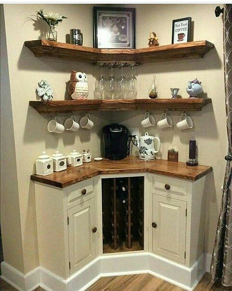 Never Give Up On Something You Really Want It S Difficult To Wait But More Difficult To Regret Kitchen Decor Kitchen Remodel Home Coffee Stations