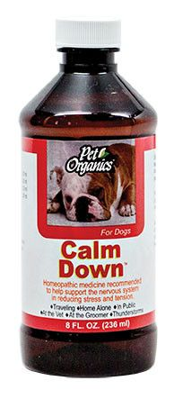 Calm Down! for Dogs...wonder if this is safe & works??