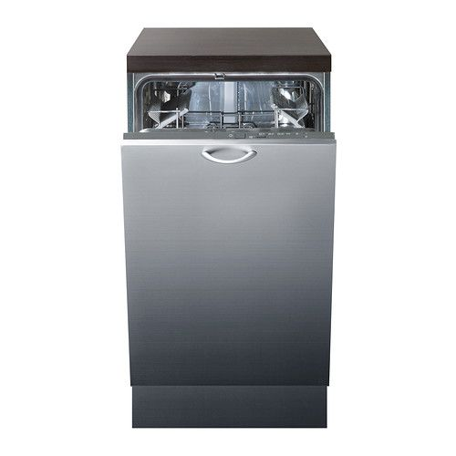HJÄLPSAM Integrated dishwasher A IKEA 5 year guarantee. Read about the terms in the guarantee brochure.