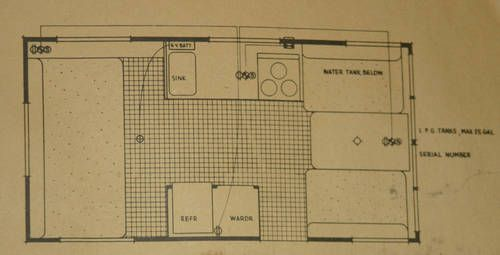 floor plan 1961 shasta airflyte pinterest the o 39 jays