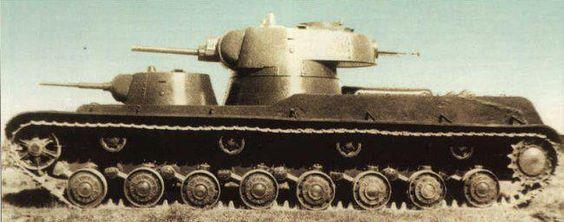 Soviet heavy tank SMK