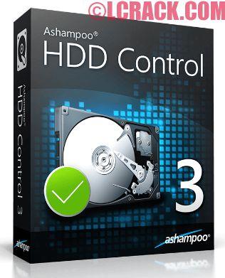 Ashampoo HDD Control 2017 Full License Key