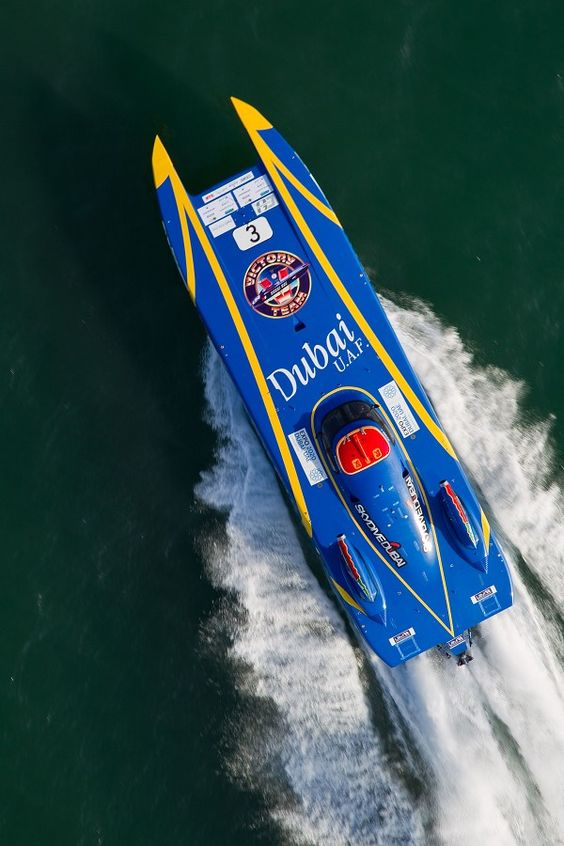 UIM Class 1 World Powerboat Championship Official Website