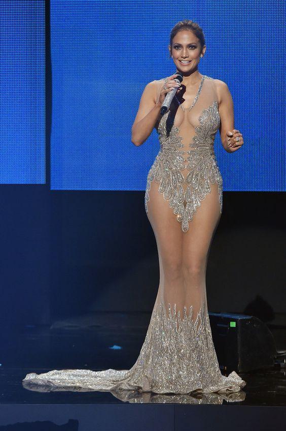 Jennifer Lopez in Charbel Zoé