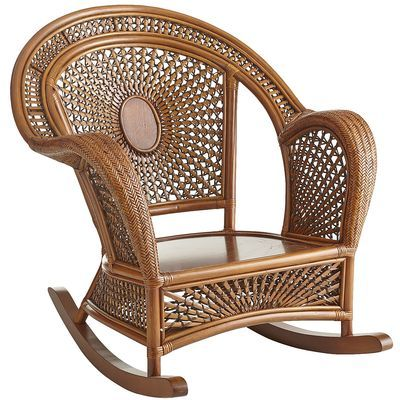 ... azteca rocking chair pecan and more chairs rocking chairs brown pecans
