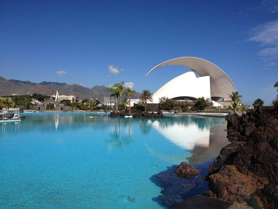 Fotos de Auditorio de Santa Cruz de Tenerife - Santa Cruz de Tenerife ...