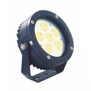 Deko-Light Outdoorstrahler Kapego Power Spot 6x2 Watt W