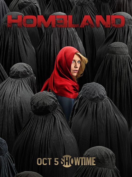 Homeland (Season 4), Channel 4 - this series seemed to lose itself a bit, missed what the ending should have been