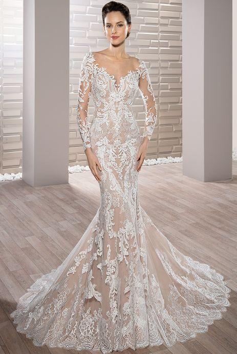 Представена рокля: Demetrios;  Сватбена рокля идея.
