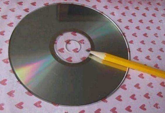 DIY Easy Gift Box Using a CD | GoodHomeDIY.com Follow Us on Facebook --> https://www.facebook.com/pages/Good-Home-DIY/438658622943462?ref=hl