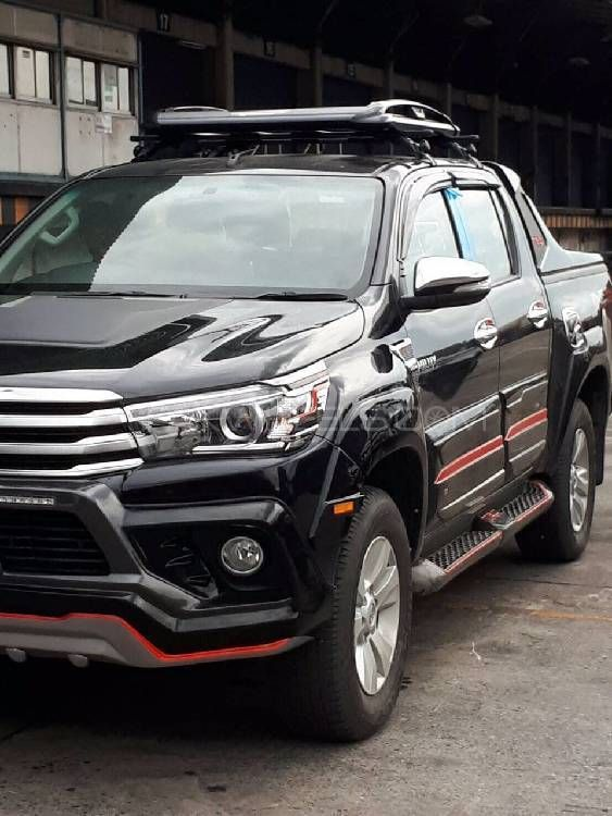 Best Images Of Toyota Hilux Revo Body Kit In 2020 Toyota Hilux Body Kit Toyota
