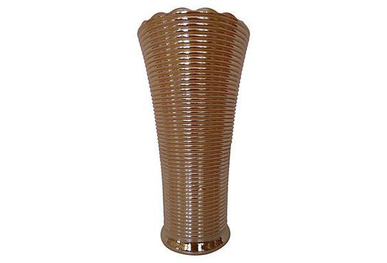 Lusterware Vase on OneKingsLane.com