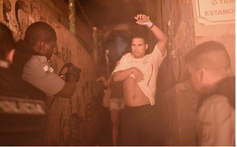 Moradores de #Favela
