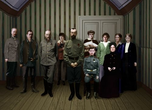 An analysis of the assassination of the russian imperial romanov family