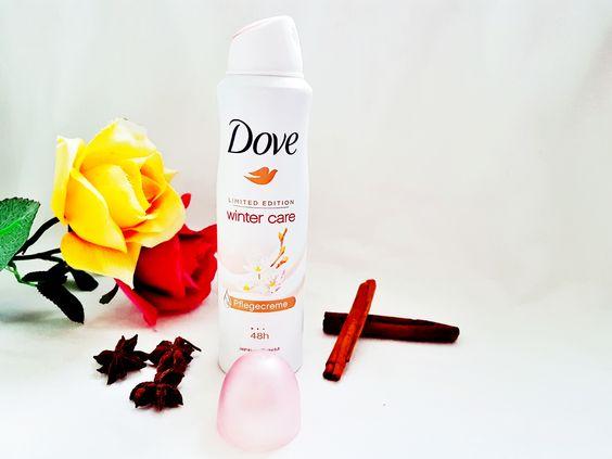 Dove Deo Spray Winter Care Review