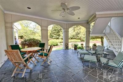 Great #outdoorliving space! | 1236 Great Oaks Dr, Wilmington, NC 28405 | New Hanover County #wilmingtonnc #realestate #northcarolina