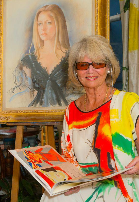 Barbara Hamilton: Foto ©Stefan Lubomirski