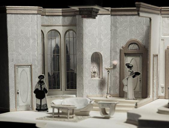 Scenic Design - Jackie Littman :: Design Portfolio | maquetas ...