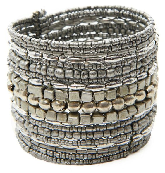idea for rmemory wire bracelet - Tearing The Pages
