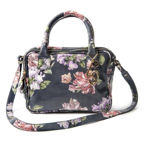 Bolsa Estampa Leide - La Spezia   Bolsas, Necessaires, Clutches, Bags, Carteiras…