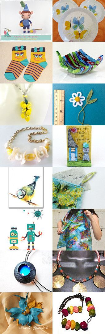 gifts 6 by Linda Donnelly on Etsy--Pinned with TreasuryPin.com