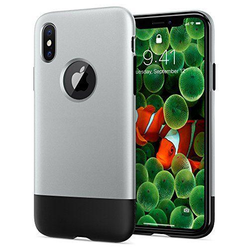 سبايجن كلاسيك One كفر حماية لأيفون اكس نس Spigen Iphone Diy Iphone Case First Iphone